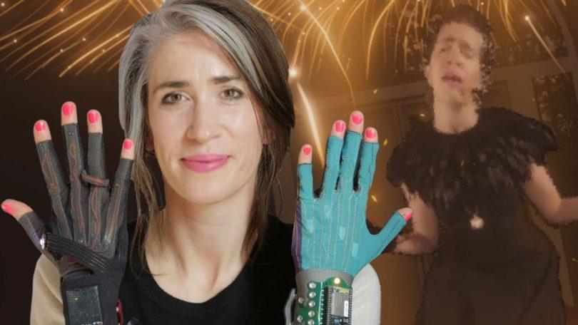 Conciertos en Realidad Virtual | Aplicaciones & Imogen Heap