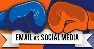 El Correo Electrónico es más Importante que las Redes Sociales