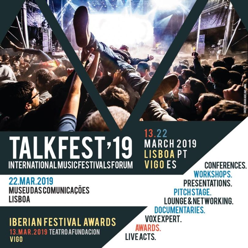 talkfest iberian festival awards 2019