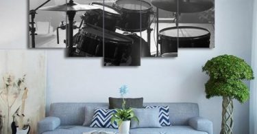 Ideas para decorar la casa con música