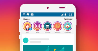 marketing con instagram stories