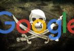 google contra la pirateria