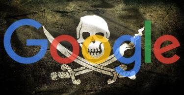 google contra la pirateria