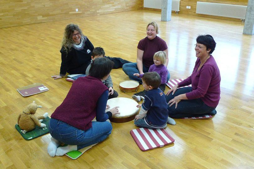 instrumentos musica niños