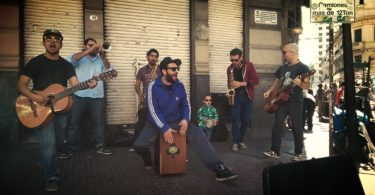 busking - artistas callejeros - placemaking