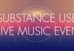 consumo de drogas en eventos en vivo
