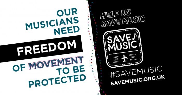 musicos britanicos campaña save the music brexit