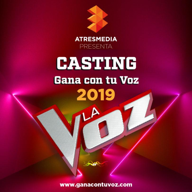 Casting Gana con tu voz 2019