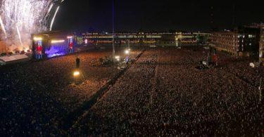 conciertos mas grandes de la historia