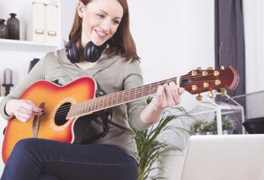 cursos de guitarra gratis