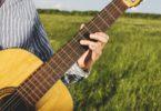 notas cuerdas guitarra