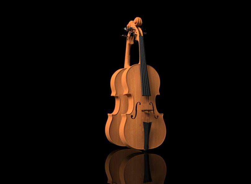 tipos de violines