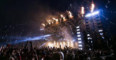 como tocar en un gran festival