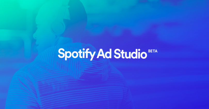 spotify ads studio