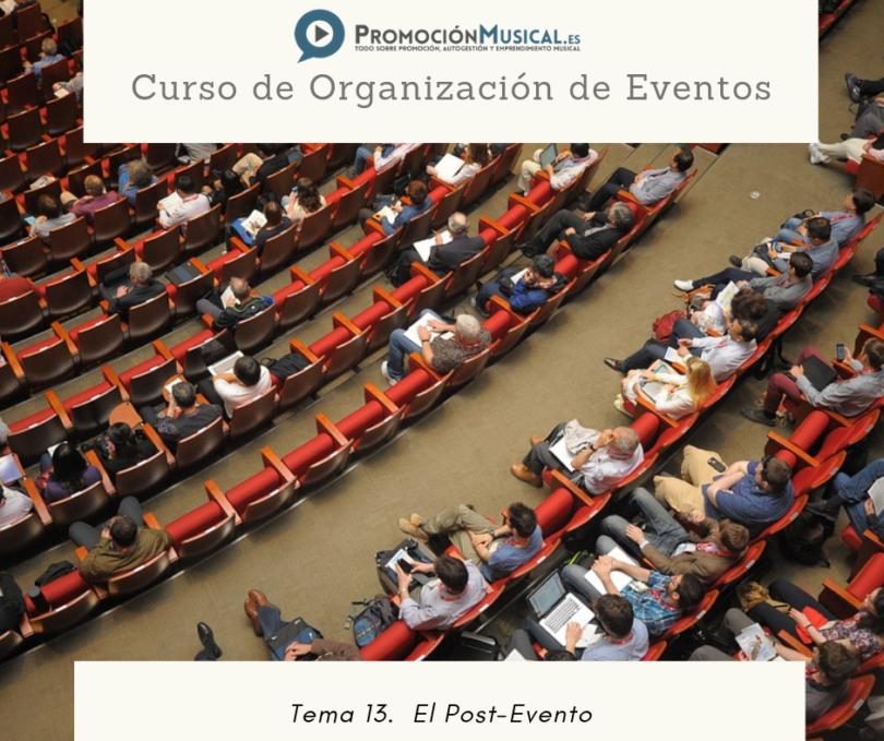 tema 13 curso organizacion de eventos