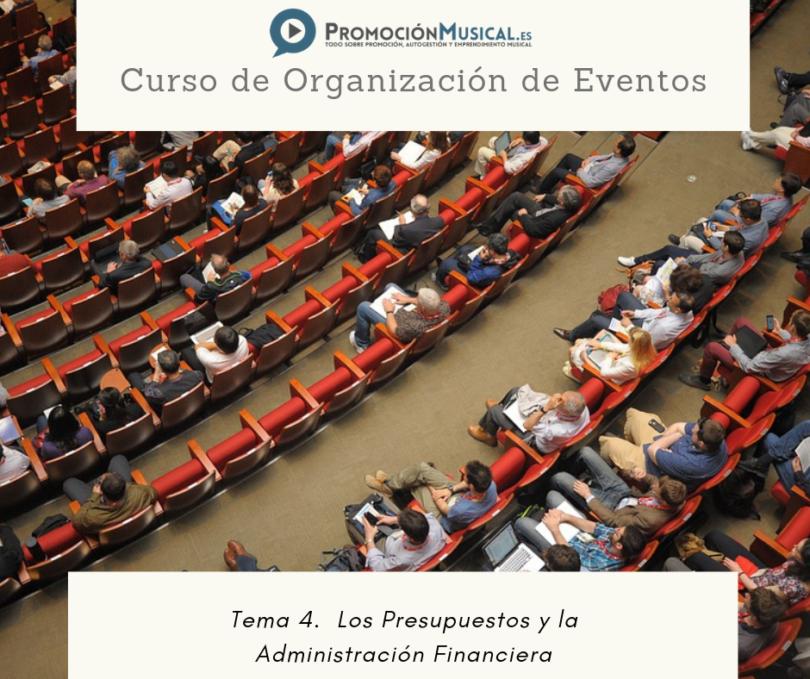 tema 4 organizacion de eventos