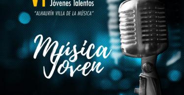 Cartel bases VI Concurso Música Joven