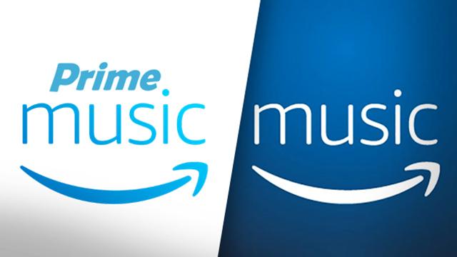 amazon prime music vs amazon music unlimited