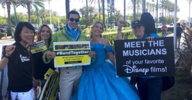 bandtogether disney