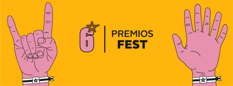 vi edicion premios fest