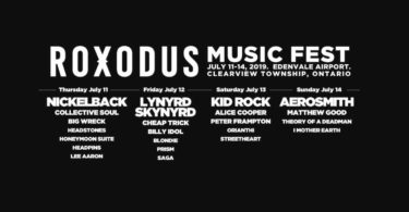 eventbrite demana a roxodus festival