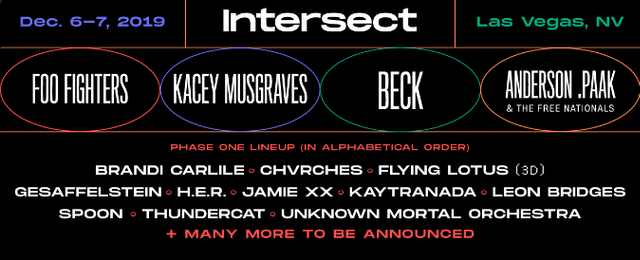 intersect amazon festival