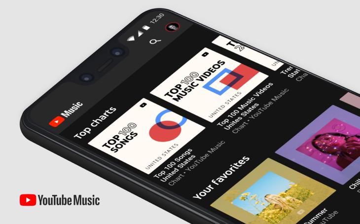 Youtube music lanza 3 playlists personalizadas