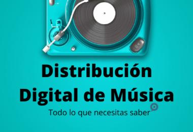 Distribución Digital de Música