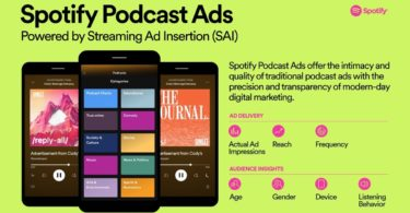 spotify podcasts ads