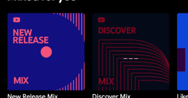 youtube-music-mixed-for-you