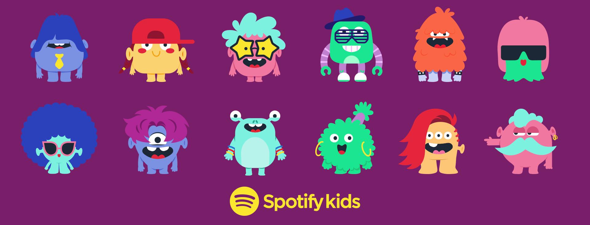 spotify for kids
