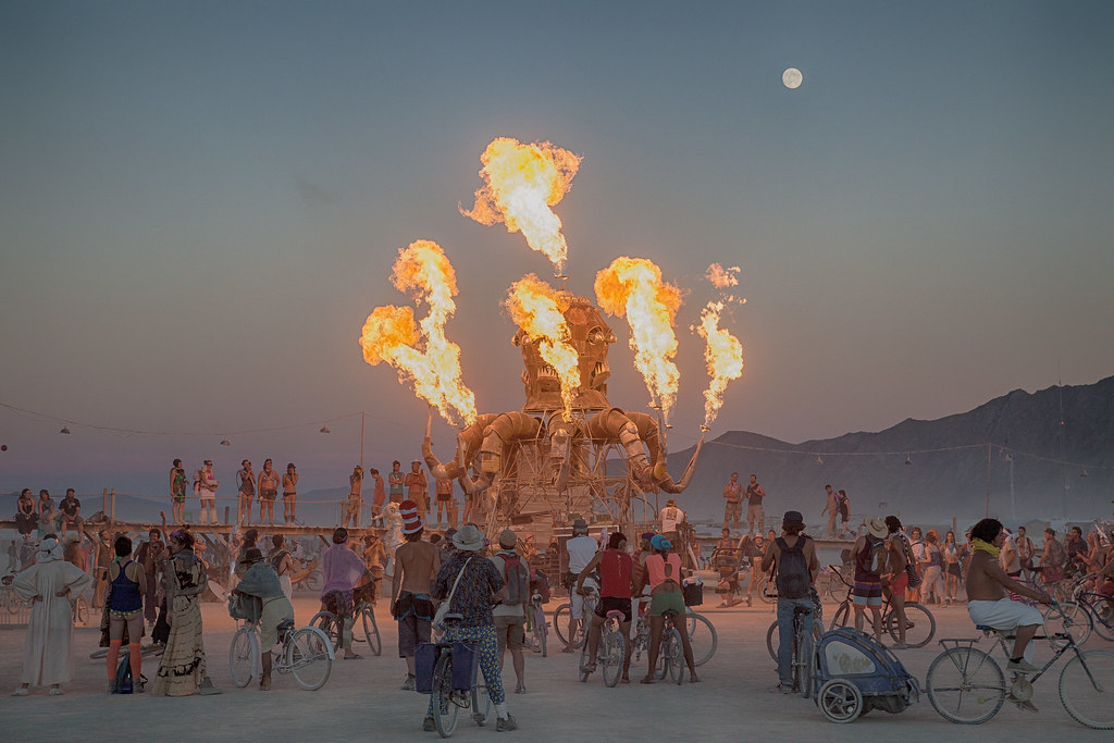 burning man cancelado