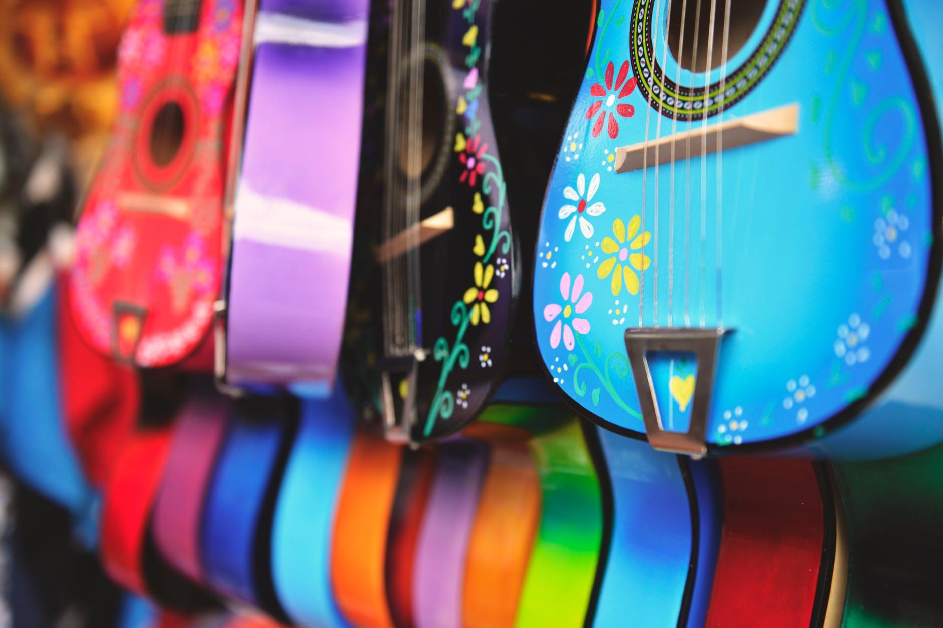 compra instrumentos musicales online