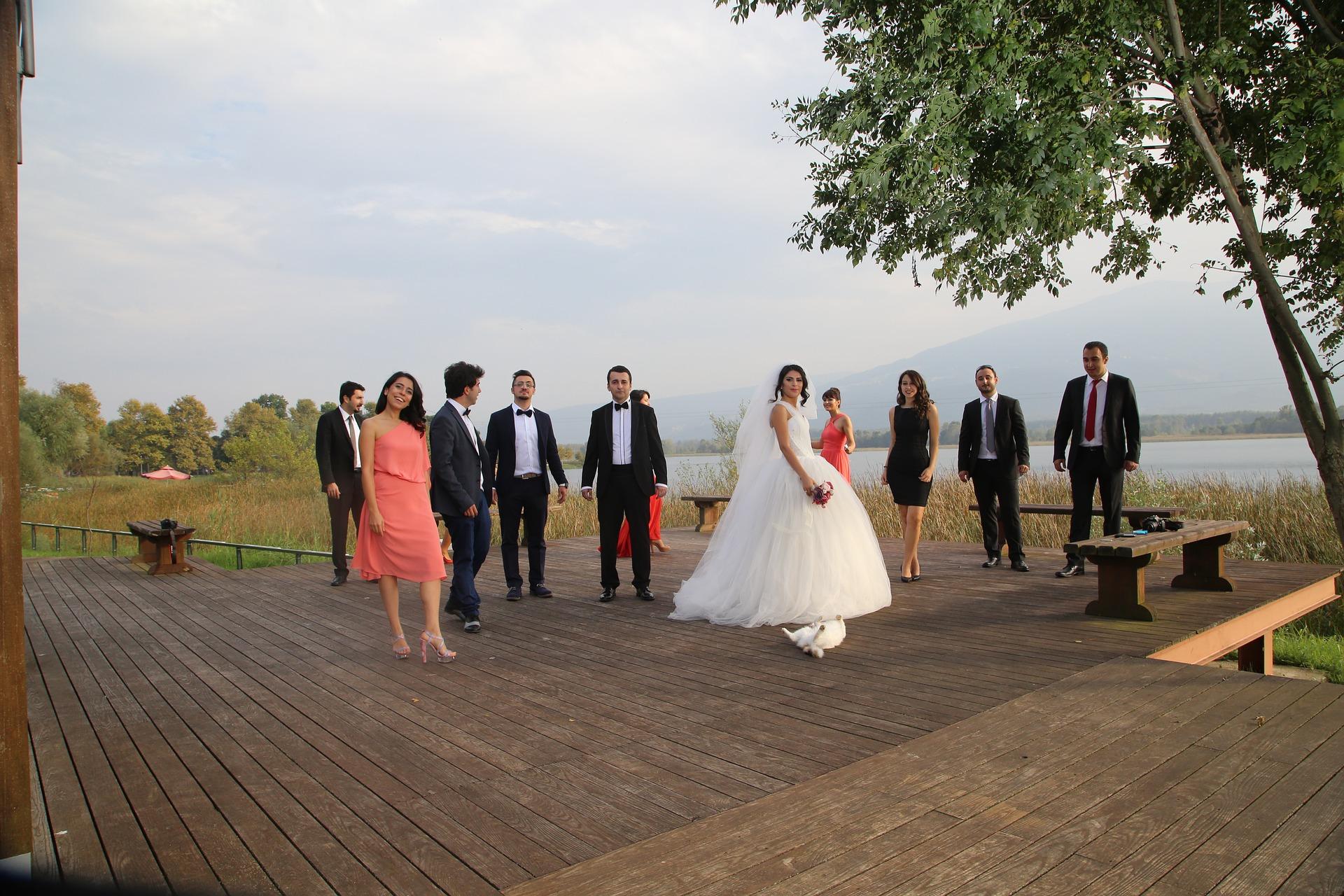dinamizar invitados a la boda