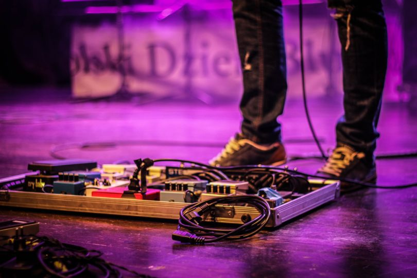 pedales delay analogico