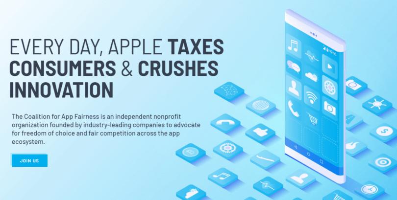 coatition for app fairness