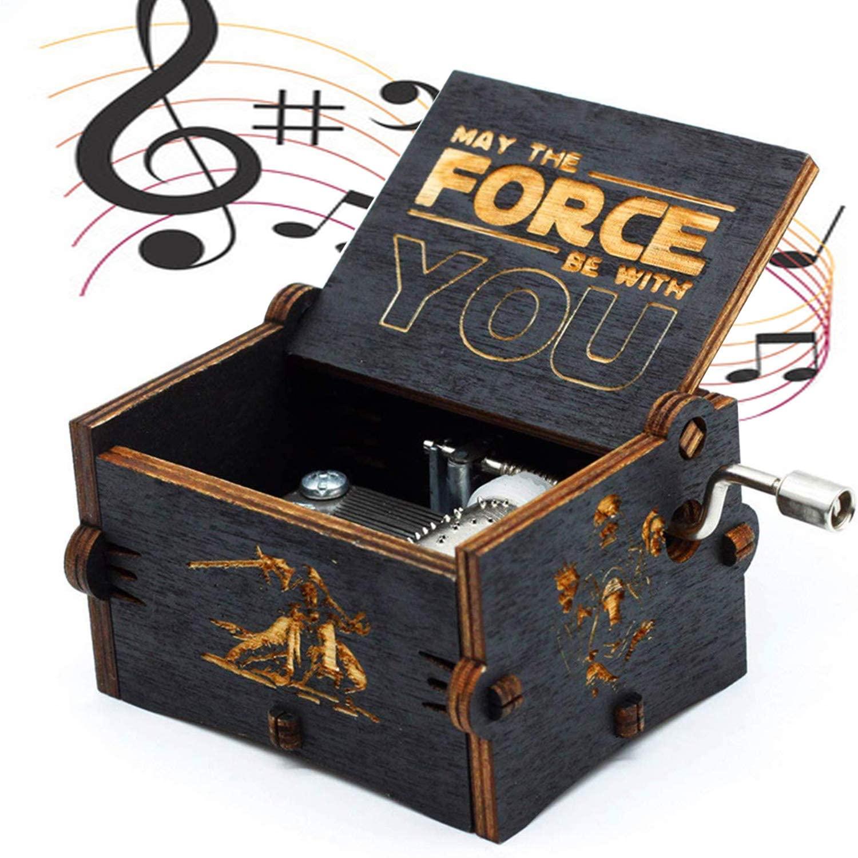 cajas de musica de peliculas
