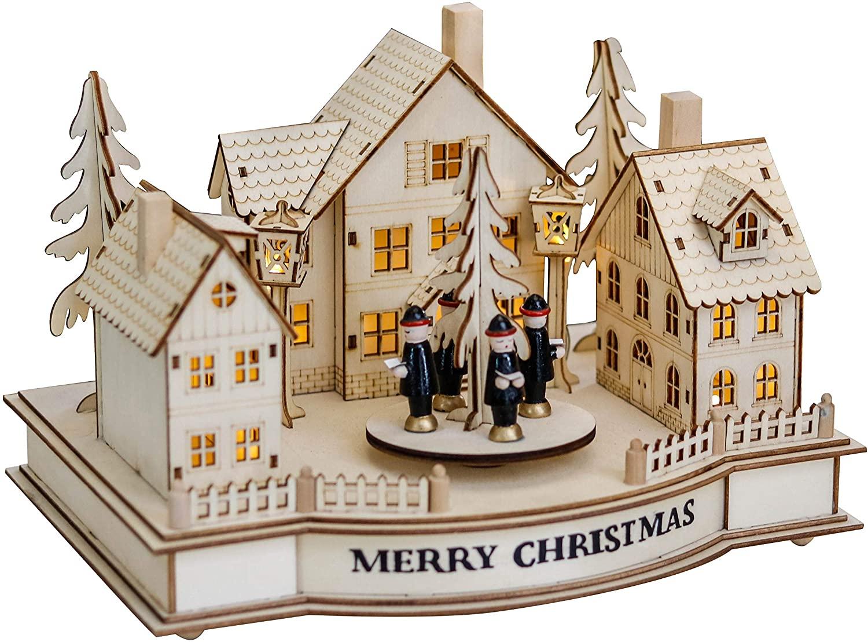 cajas musicales navideñas