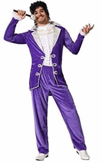 disfraz prince