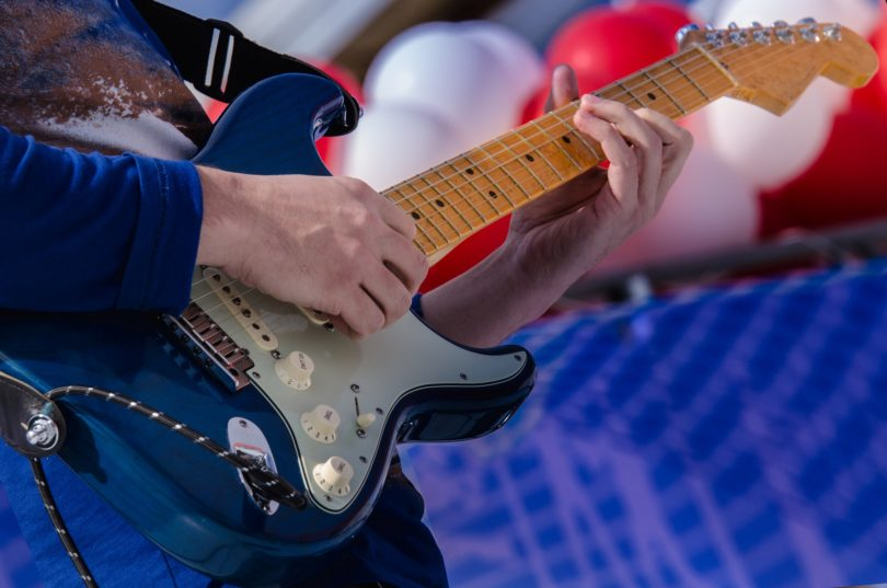 guitarras segunda mano