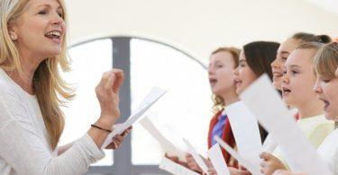 profesor canto madrid oferta empleo