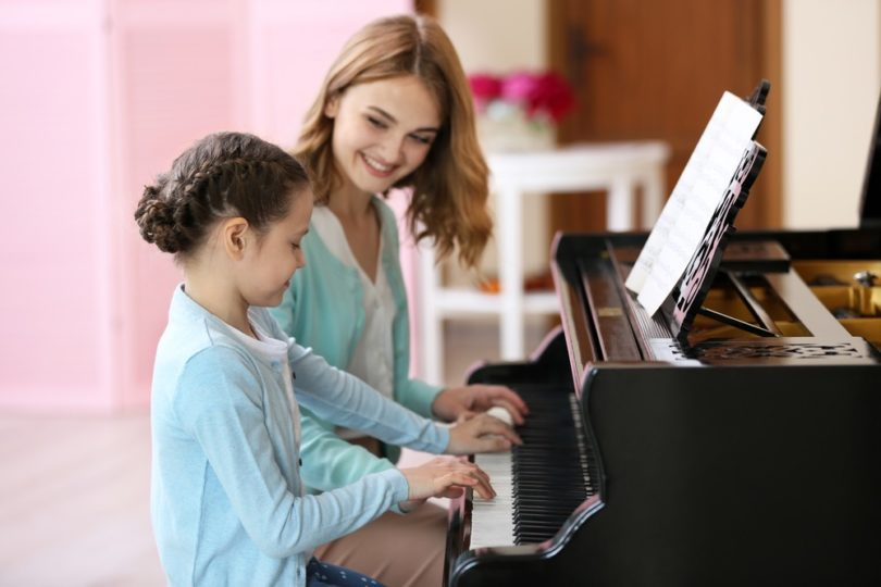 profesor de piano ofertas empleo madrid