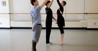salidas profesionales - coreografo