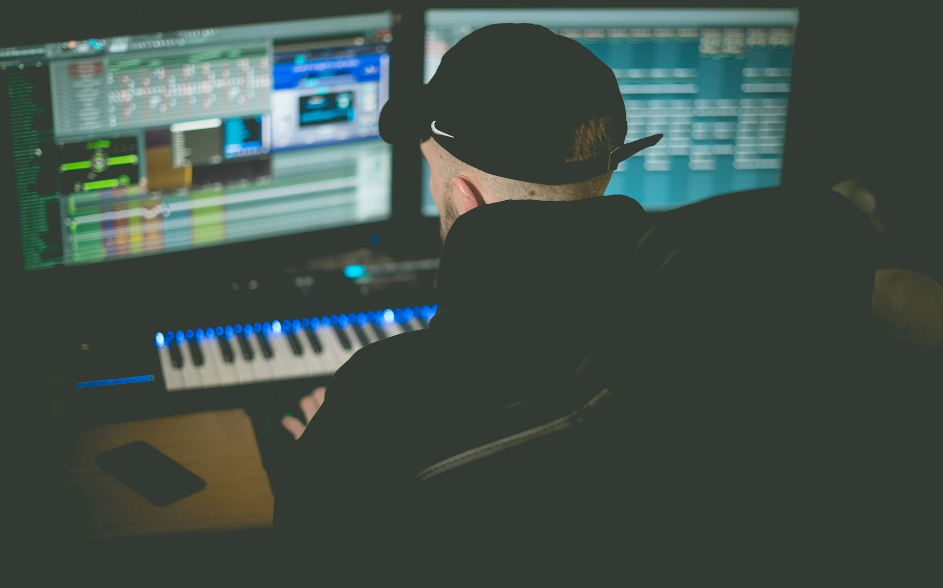 salidas profesionales musica - productor musical