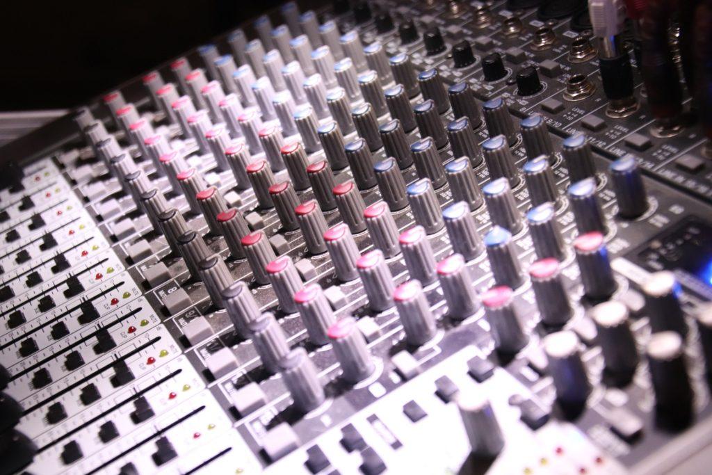 salidas profesionales - técnico de sonido