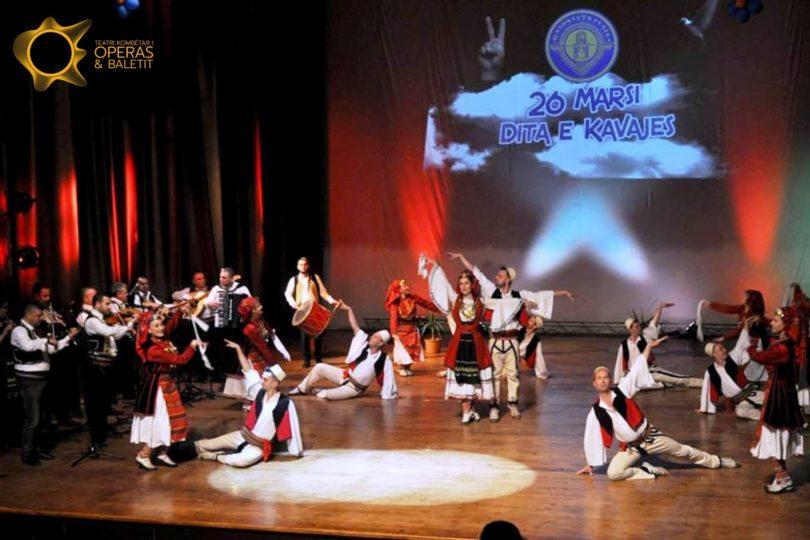 teatro ballet albania