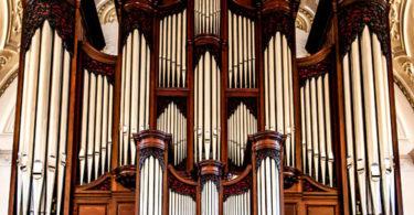 organo de tubos, organo, organo de iglesia
