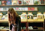 empleado en tienda de discos, trabajar en tienda de discos