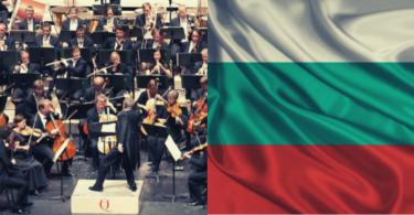 orquestas sinfonicas bulgaria