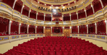 Teatro Nacional de Croacia en Osijek